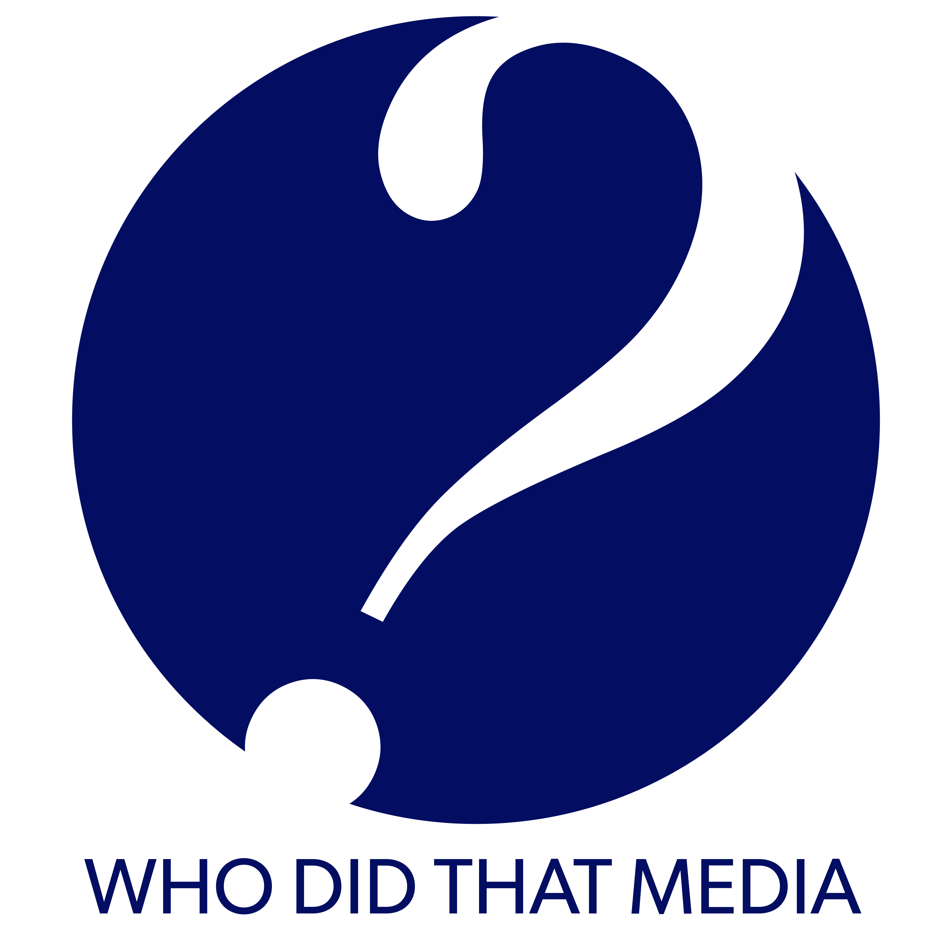 Who Did That Media Logo