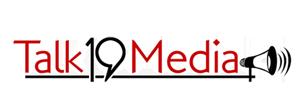 Talk 19 Media Logo