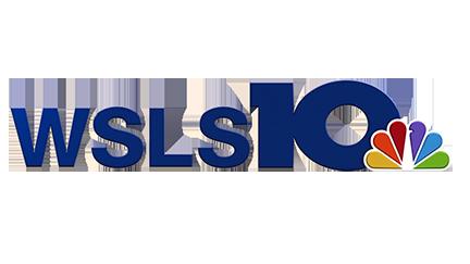 WSLS NBC10  Roanoake, VA Logo